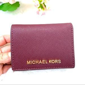 Michael Kors Jet Set Travel Small Wallet